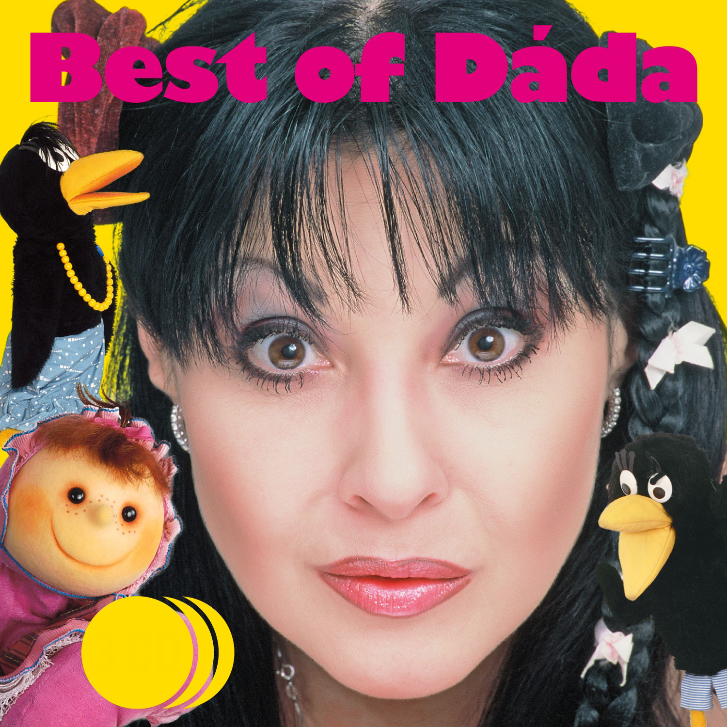 Best of DÁDA 3CD